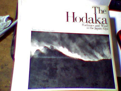 9784766103816: Hodaka : Radiance and Wind in the Japanese Alps