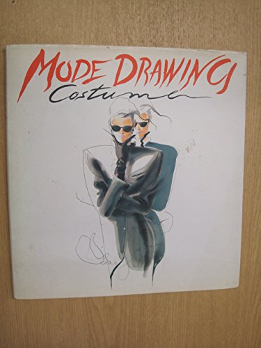 Mode Drawing: Costume (female): Isao Yajima