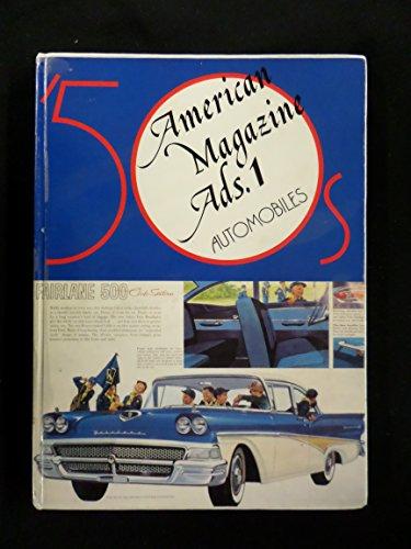 9784766104363: 50 American Magazine Ads: Automobiles