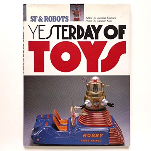 9784766104936: YESTERDAY OF TOYS〈SF&ロボット篇〉