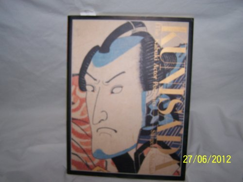 Kunisada: The Kabuki Actor Portraits: Shindo, Shigeru
