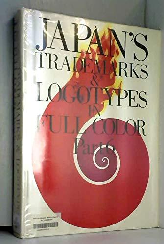 9784766108699: Japan's Trademarks & Logotypes in Full Color (Pt. 6)