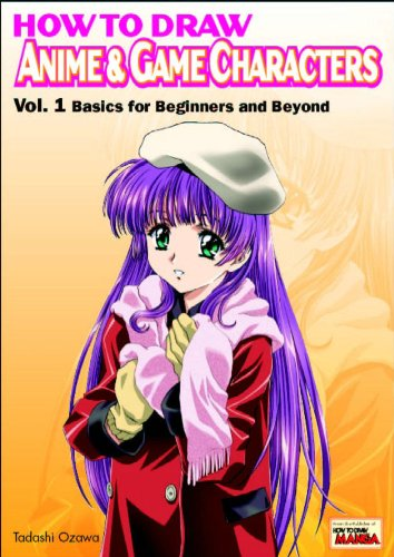 9784766111200: How To Draw Anime & Game Characters Volume 1: v. 1 (How to Draw Manga)