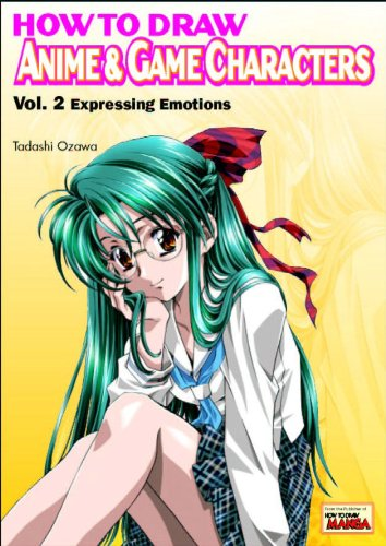 9784766111743: How To Draw Anime & Game Characters Volume 2: v. 2 (How to Draw Manga)