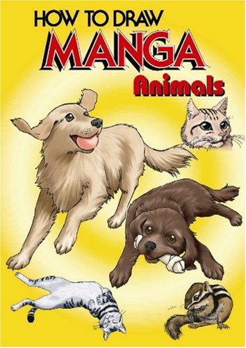 9784766115338: How To Draw Manga Volume 36: Animals: Animals v. 36