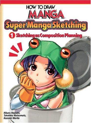 How to Draw Manga: Sketching Man