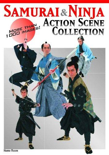 9784766117424: How To Draw Manga: Samurai And Ninja Action Scene Collection
