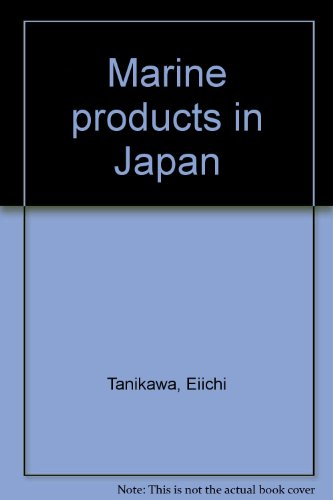9784769905264: Marine products in Japan