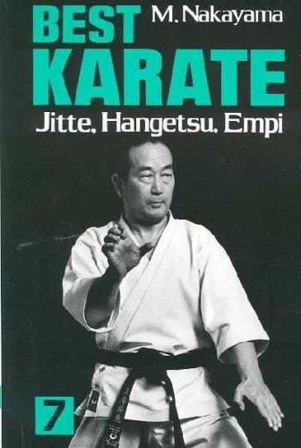 Best karate: Masatoshi Nakayama