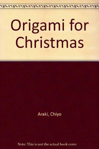 9784770010124: Origami for Christmas