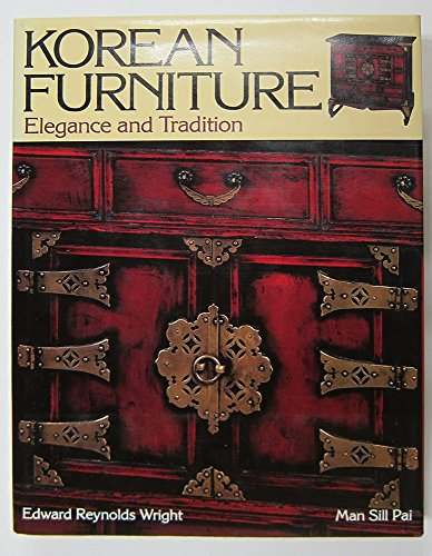 9784770011527: Korean furniture: Elegance and tradition