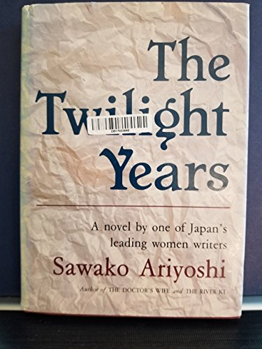 9784770011770: The twilight years (Unesco collection of representative works)