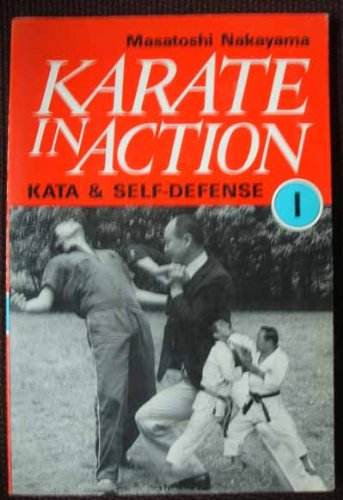 9784770011992: Karate in action