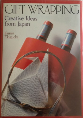 9784770012234: Gift Wrapping: Creative Ideas From Japan
