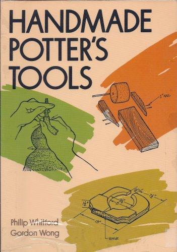 9784770012722: Handmade potters tools