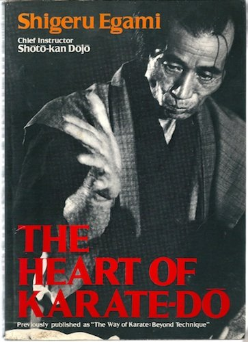 9784770013163: The heart of karate-do