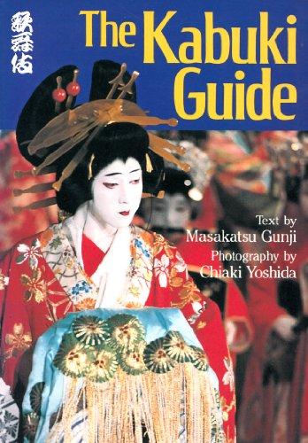 9784770013477: The Kabuki guide