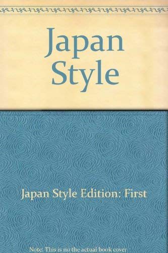 9784770014634: Japan Style