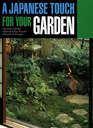 9784770016614: A Japanese Touch For Your Garden