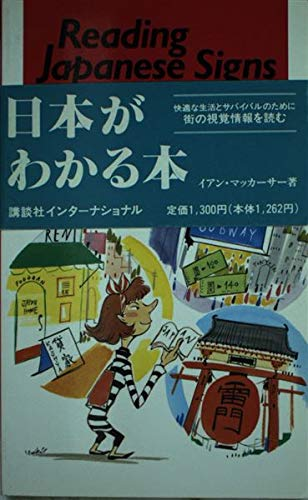 9784770016713: Reading Japanese Signs: Deciphering Daily Life in Japan