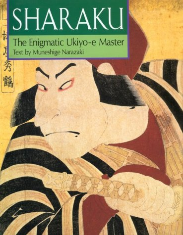 9784770019103: Sharaku: The Enigmatic Ukiyo-E Master
