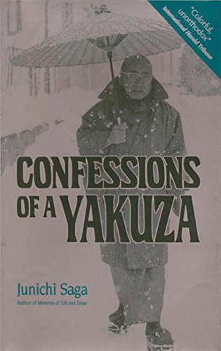 9784770019486: Confessions of a Yakuza: A Life in Japan's Underworld