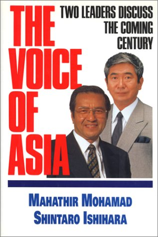 The Voice Of Asia: Mahathir bin Mohamad