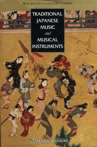 9784770023957: Traditional Japanese Music and Musical Instruments: The New Edition