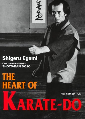 9784770024770: The Heart of Karate-Do