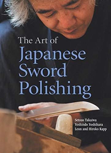 9784770024947: The Art of Japanese Sword Polishing