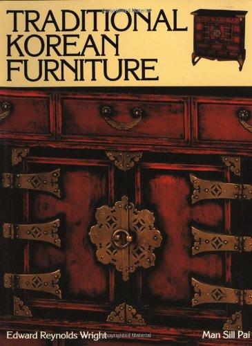 Traditional Korean Furniture: Man Sill Pai;