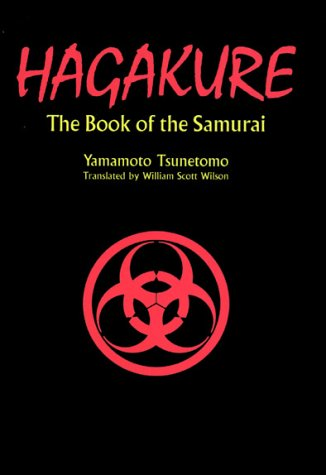9784770026125: Hagakure: The Book Of The Samurai