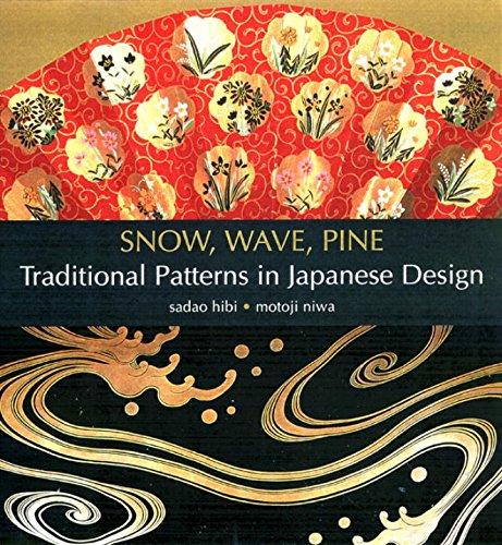 Snow, Wave, Pine: Traditional Patterns in Japanese Design: Niwa, Motoji