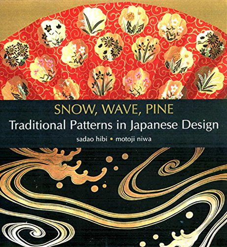 Snow, Wave, Pine: Traditional Patterns in Japanese