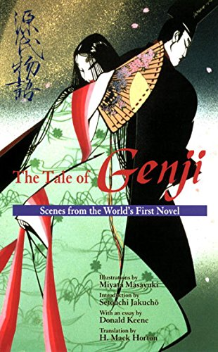 Genji Monogatari; The Tale of Genji: Scenes from the World's First Novel: Murasaki Shikibu; ...