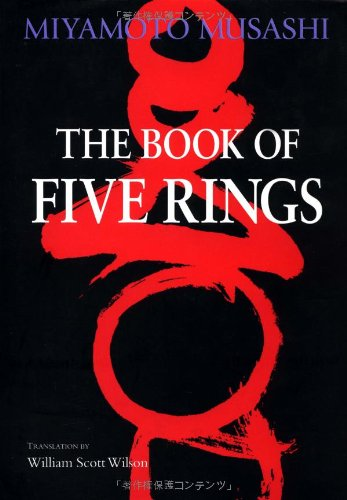 The Book of Five Rings.