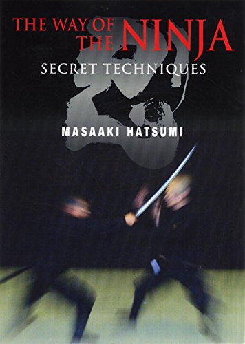 9784770028051: The Way of the Ninja: Secret Techniques
