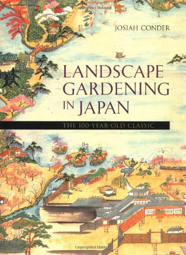9784770028525: Landscape Gardening in Japan