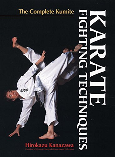 9784770028723: Karate Fighting Techniques: The Complete Kumite