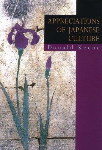 9784770029324: Appreciations of Japanese Culture