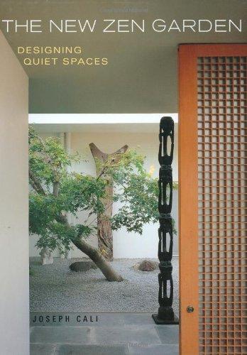 9784770029812: The New Zen Garden: Designing Quiet Spaces