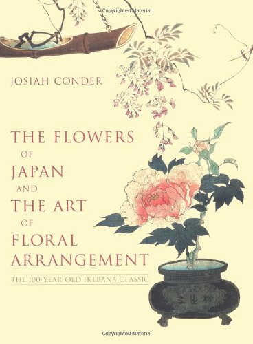 9784770029843: The Flowers of Japan and the Art of Floral Arrangement