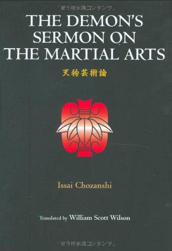 The Demon's Sermon on the Martial Arts: Issai Chozanshi