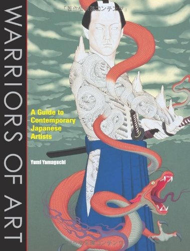 9784770030313: Warriors of Art: A Guide to Contemporary Japanese Artists