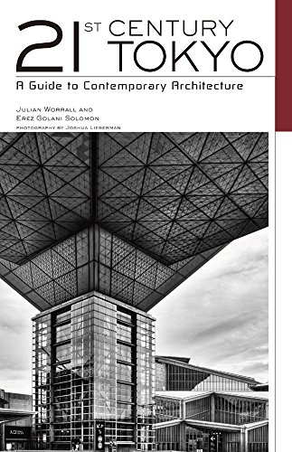 9784770030542: 21st Century Tokyo: A Guide To Contemporary Architecture: A Guide to Modern Architecture