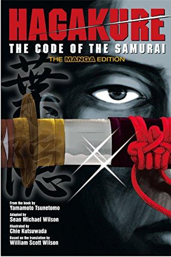 9784770031204: Hagakure: The Code of the Samurai (The Manga Edition)