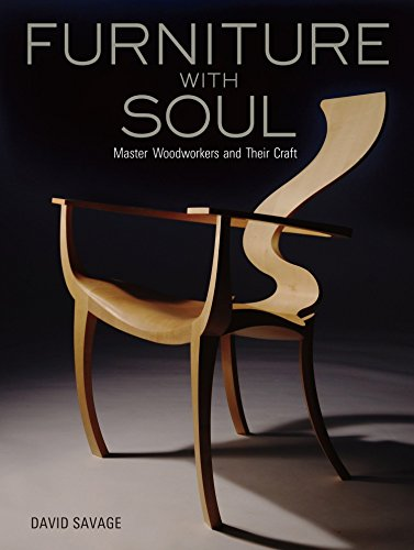 9784770031211: Furniture with Soul: Master Woodworkers and Their Craft