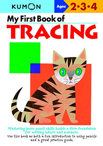 9784774307077: My First Book Of Tracing (Kumon Workbooks)