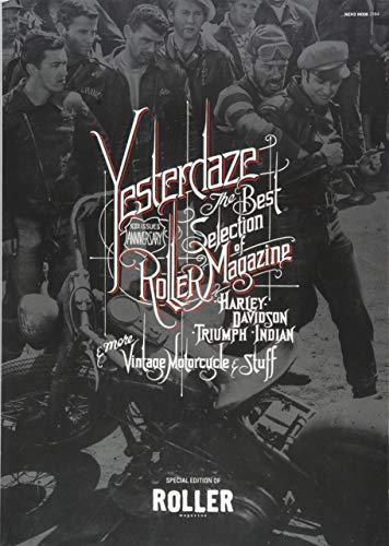 9784777016648: JAPANESE MAGAZINE ~ YESTERDAZE-THE ROLLER ARCHIVES (NEKO MOOK) [JAPANESE EDITION 2014]