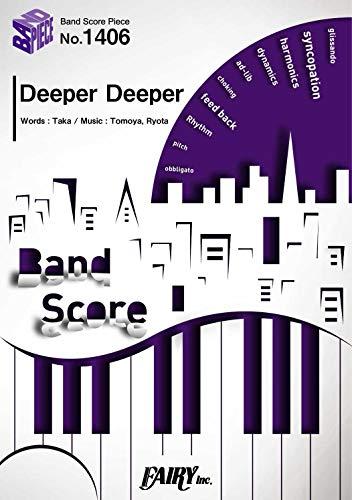 9784777615841: Deeper Deeper by ONE OK ROCK BP1406 (BAND SCORE PIECE)